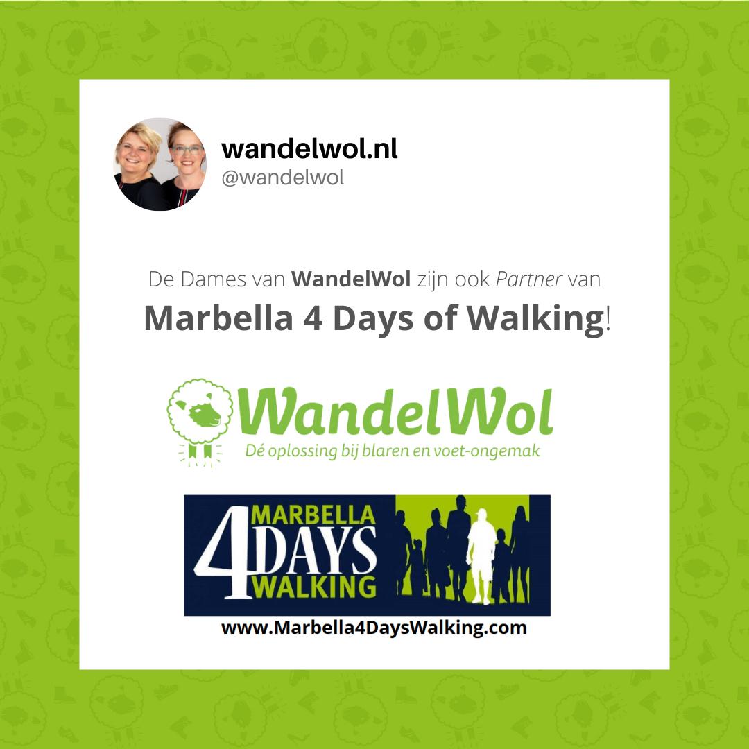 Partener van Marbella4daagse